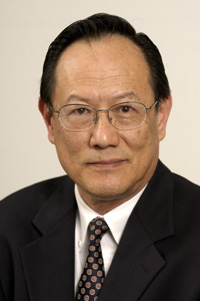Chia-Ling Chien, the Jacob L. Hain Professor of Physics and director of the Material Research Science and Engineering Center at Johns Hopkins