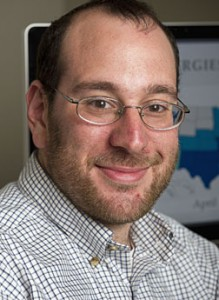 Mark Dredze. Photo by Will Kirk/Homewoodphoto.jhu.edu