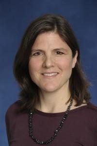 Caroline Fohlin. Photo by Will Kirk/HomewoodPhoto.jhu.edu