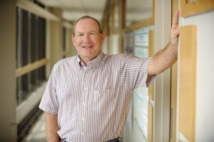 Robert J. Adams, associate provost for animal research and resources