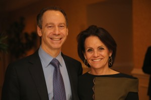 Jeff and Shari Aronson
